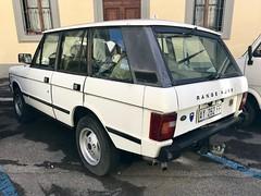 Range Rover 5p 3,5 V8 (leocas82) Tags: awd 4x4 4wd trazioneintegrale allwheeldrive car auto automobile leocas82 carspotter iphone
