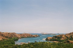 (annadosenes) Tags: indonesia asia summer travel journey adventure travelling landscape nature wild discover explore wander wandering minimal composition colors rinca komodo island green views