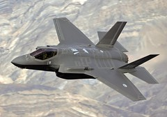 F35 (Dafydd RJ Phillips) Tags: 323 tes dutch aviation royal netherlands air force test evaluation sqn squadron california death valley f35 f35a a lightning low level