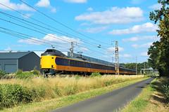 NS ICMm 4071 + 4239 te Bad Bentheim (erwin66101) Tags: ns icmm nsicmm intercity amsterdam cs centraal amsterdamcentraal amsterdamcs bad bentheim duitsland deutschland grens extra trein
