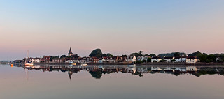 Bosham early morning reflections