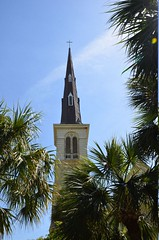 2018 05 05 032 Charleston, SC, downtown (Mark Baker.) Tags: 2018 america baker carolina charleston marion mark may sc south us usa church city day downtown outdoor photo photograph picsmark spring square states united urban