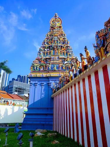 #littleindia #sriperumal #temple  #singapore