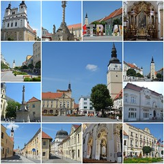 Slovak Journey - Part II (Pedro Nuno Caetano) Tags: fdsflickrtoys slovakia trnava journey mosaic