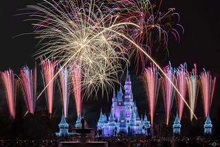 Fireworks & Dreamlights