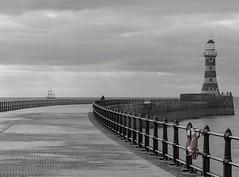 Tall Ships Race Sunderland 2018 (Mark240590) Tags: tallship sailing ship pier lighthouse