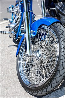 Can't have too many spokes