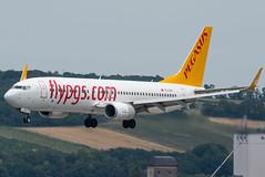 B738_PC901 (SAW-VIE)_TC-CPV_1 (VIE-Spotter) Tags: vienna vie airport airplane flugzeug flughafen planespotting wien