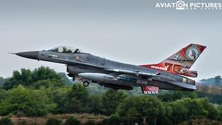 General Dynamics F-16AM Fighting Falcon J-879