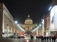 聖彼得大教堂   Roma, Italy (sonic010739) Tags: olympus omd em5markii olympusmzdigital1240mm roma italy
