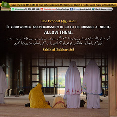 women-ask-permission-to-go (aamirnehal) Tags: quran hadees hadith seerat prophet jesus moses book aamir nehal love peace quotes allah muhammad islam zakat hajj flower gift sin virtue punish punishment teaching brotherhood parents respect equality knowledge verse day judgement muslim majah dawud iman deen about son daughter brother sister hadithabout quranabout islamabout riba toheed namaz roza islamic sayings dua supplications invoke tooba forgive forgiveness mother father pray prayer tableegh jihad recite scholar bukhari tirmadhi
