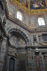 Chapel of the Princes. (greentool2002) Tags: the museum medici chapels complex san lorenzo florence chapel princes