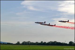 Bialo-Czerwone Iskry - PZL TS-11 Iskra