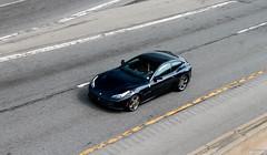 2018 Ferrari GTC4Lusso (Rivitography) Tags: 557jmp nj 2018 ferrari gtc4lusso rare exotic fast car supercar wagon blue portchester newyork canon rebel t3 adobe lightroom rivitography