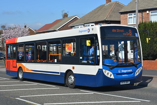 36092 NK59 BNV Stagecoach North East