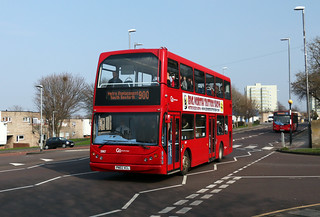 Go North East 3967 N02XCL