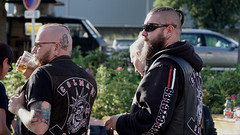 Bikers (Philippe Haumesser Photographies (+ 6000 000 view)) Tags: personnes peoples tatouages tattoos sonyilce6000 sonyalpha6000 sony 2018 169 man men