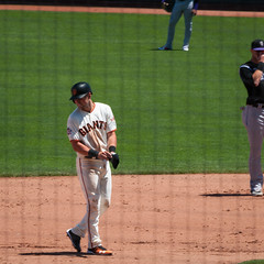 Yeah, I own it (phoca2004) Tags: 2rundouble attpark coloradorockies d90 gigantes joepanik june282018 nikon sanfrancisco sanfranciscogiants california unitedstates us