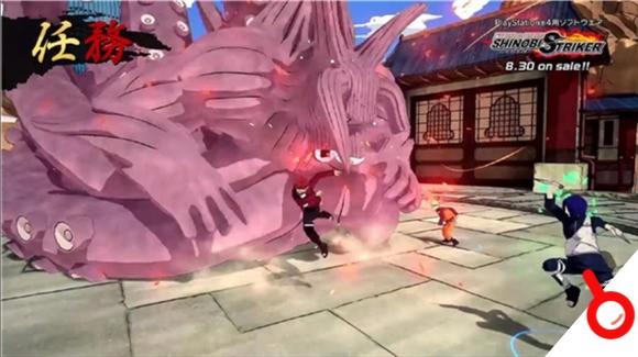 《火影忍者博人傳:新忍出擊》公開最新宣傳片