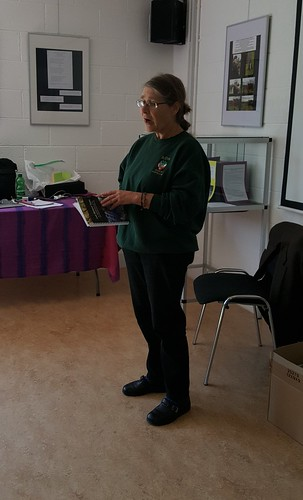 IRWC launch of the Wetlands Manual, Cloughjordan, May 2018