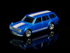 1970 Datsun 510 Wagon (MKZ123) Tags: nissan hotwheels datsun510 diecast mattel datsun