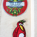 Pasted paper by Cap Phi & Alex Nihilo [Lyon, France] thumbnail