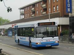 First Somerset & Avon 42947 WA56FTX Regent St, Weston-Super-Mare on 3 (1280x960) (dearingbuspix) Tags: first firstsomersetavon firstwestofengland expressyourself 42947 wa56ftx