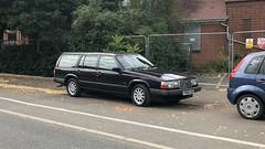 (Sam Tait) Tags: car estate retro petrol 23 1997 purple classic 945 940 volvo