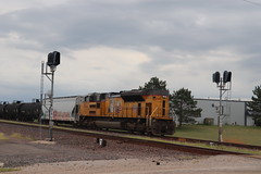 58243 (richiekennedy56) Tags: unionpacific sd70ace up8985 jeffersoncountyks kansas perry railphotos unitedstates usa