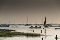 Down To The Sea (andybam1955) Tags: quay landscape morston coastal morstonquay sky northnorfolk boats rural norfolk sea