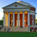 The Rotunda (South Entrance) -- The Lawn University of Virginia Charlottesville (VA) June 2018