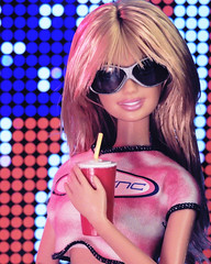The American Dream (alexbabs1) Tags: barbie dolls doll fashionistas girly 4th july fourth 2018 iconic britney spears american america patriotic legendary guns gun violence soda junk food obesity terrorism cute glam layers hair ooak custom sunglasses nsync paul frank panties band t shirt tshirt cool casual edgy sarah palins bangs