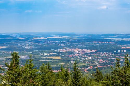 Widoki z Góry Borowej-6