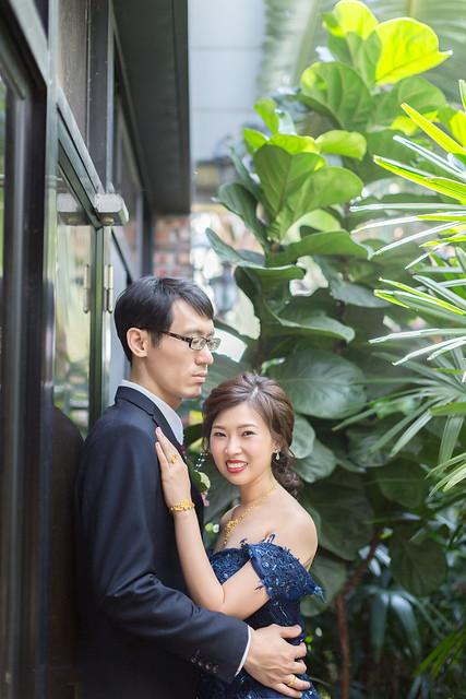 台南婚攝 大成庭園餐廳 紅樓 (97)