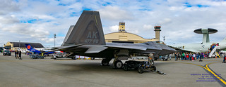 477th Fighter Group F-22A Raptor