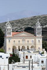Lefkés - Λεύκες (olivier.ghettem) Tags: lefkés paros greece grèce cyclades village λεύκεσ église églisebyzantine church religion