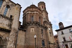 Tudela, Navarre, Ribera d'Ebre (thierry llansades) Tags: tudela navarree navarre navarra ribera alfaro place tarazona pamplona pampelune riberadebre cathedrale patrimoine