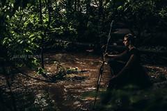 Clouded mind (Jay Salazar) Tags: photography starwars creativephotography dmvphotographer photoshopcreative rey reycosplay darkrey cosplay starwarscosplay reycostume fxvisualmedia jsalazar agameoftones jedi