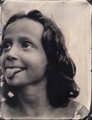 Capucine I (Troisième type) Tags: collodion wetplate collodionhumide portrait busch pressman 4x5 lelabodutroisieme