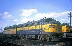 C&NW F7 4099C (Chuck Zeiler) Tags: cnw f7 4099c railroad emd locomotive proviso train chuckzeiler chz