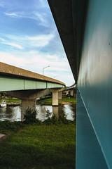 idk. (mixxxxy) Tags: bridge water underpass