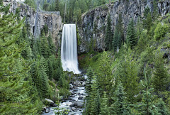 Tumalo Falls, Oregon (icetsarina) Tags: oregon falls tumalo stream cliff saariysqualitypictures topf505074faves