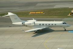Luxxotica / Sirio SpA Gulfstream 4SP I-LXGR (c/n 1234) (Manfred Saitz) Tags: vienna airport schwechat vie loww flughafen wien sirio spa gulf gulfstream 4 glf4 ilxgr ireg