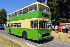 510 UUF110J (PD3.) Tags: 510 uuf110j uuf 110j bristol vrt vr ecw southdown bus buses psv pcv hampshire hants england uk alton anstey park mid railway watercressline water cress line preserved vintage 15 07 2018 july rally running day