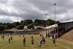 Falmouth Town 2, Truro City 1, Aubrey Wilkes Memorial Trophy, July 2018 (darren.luke) Tags: cornwall cornish football landscape nonleague grassroots falmouth fc truro