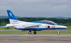 ブルーインパルス The Blue Impulse (ELCAN KE-7A) Tags: 日本 japan 北海道 hokkaido 千歳 chitose 千歳航空祭 ブルー インパルス blue impulse 航空 自衛隊 air selfdefense force t4 飛行機 航空機 airplane ペンタックス pentax k3ⅱ 2018
