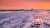 DIAMOND BEACH SUNSET, ICELAND (vieribottazzini) Tags: iceland islanda jokulsarlon sunset tramonto ice seascape beauty amazing inspiring inspiration wave workshop learning leica leicasl formatthitech firecrest superelmar 21mm water sea dreamy