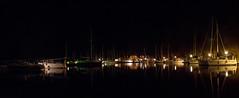 Mazurian District (kuguar.filozof) Tags: kuguar filozof mazurian district night panorama pod dębem boats nightly