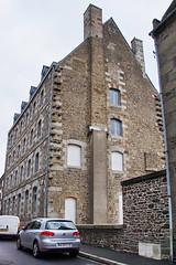 Rue Lesueur (Yuri Rapoport) Tags: 2015 fougères illeetvilaine bretagne brittany france