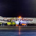 9Y-MBJ Caribbean Airlines Boeing 737-85P(WL) thumbnail